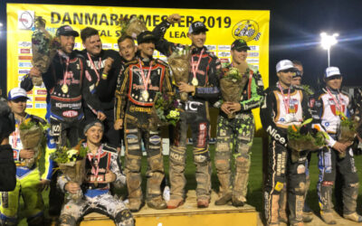 TEAM FJELSTED VINDER METAL SPEEDWAY LEAGUE 2019!